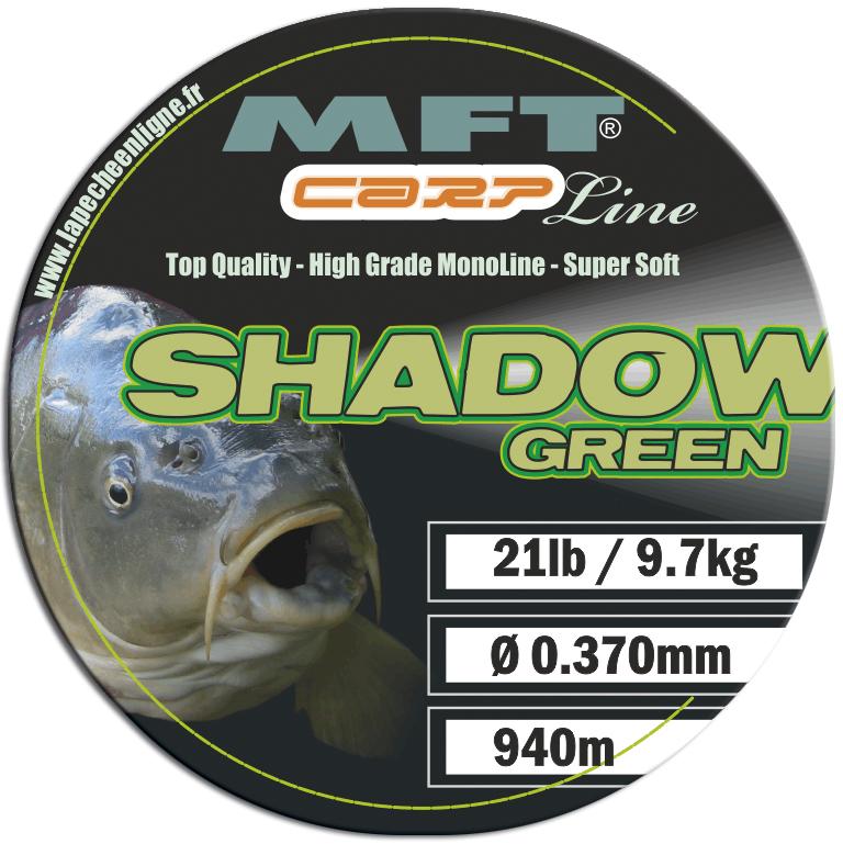 MFT® – Monofilament Shadow Green MFT®