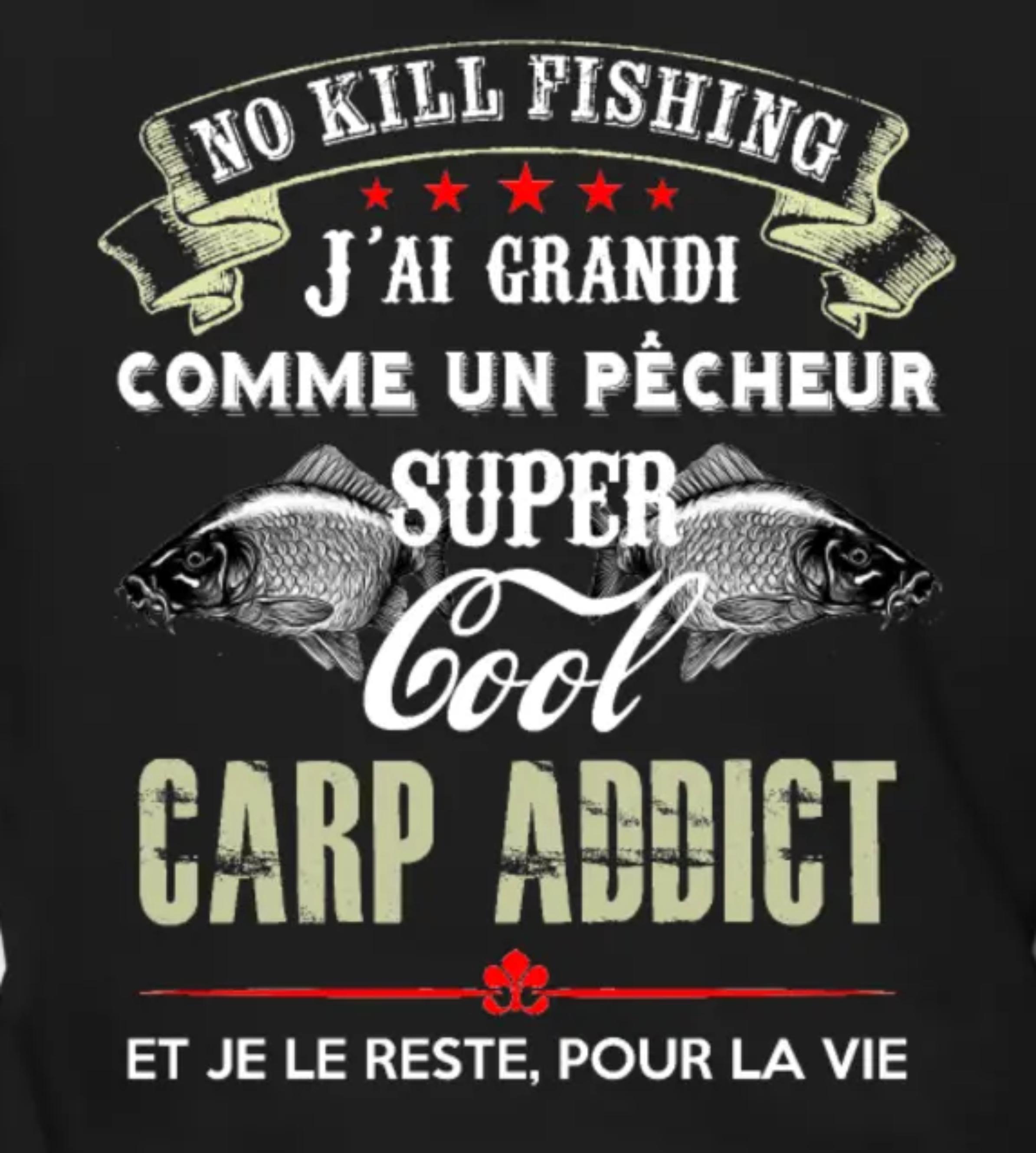 MFT ® – Carp Addict – 2021